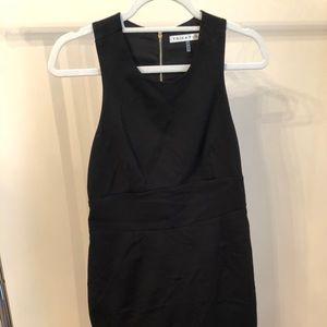 NWOT black Trina Turk Shift Dress